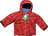 Color Kids. Kinder Softshell-Jacke Thames Air-Flo 8000, 102739-441, Chili Pepper. Gr.2-92/98