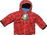 Color Kids. Kinder Softshell-Jacke Thames Air-Flo 8000, 102739-441, Chili Pepper. Gr.8-128/134