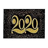 Minear Fotografie Hintergrund Hintergrundtuch 7x5FT 2020 Silvester Feier Hintergrund Tuch Familie Dekoration Foto Hintergrund Baby Shower Geburtstagsgeschenk