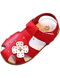 cbb1795b2c7 Bebe Fille Sandale Ete Princess Chaussures Flwue Mary Jane EU20-23