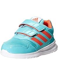 adidas AltaRun CF I - Zapatillas de deportepara niños, Azul - (MENSEN/CORSEN/AGUCLA), 24