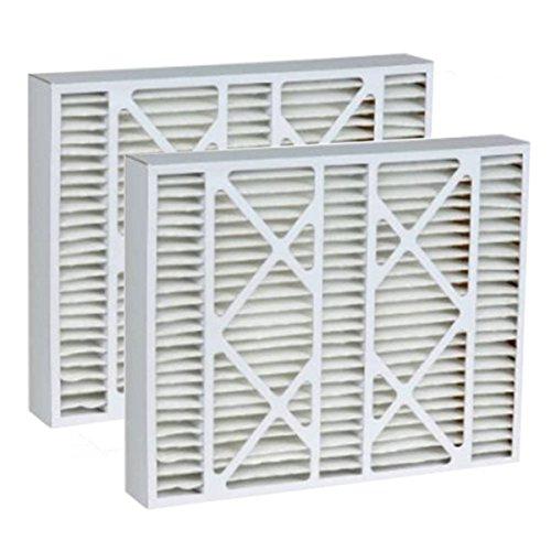 Honeywell fc100a100316x 20x 5Merv 13Ersatz Luft sauberer Filter (2Stück) -