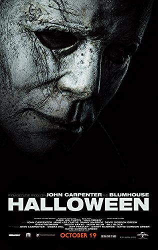 MBPOSTERS Halloween 2018 Plakat, Poster Print in Sizes