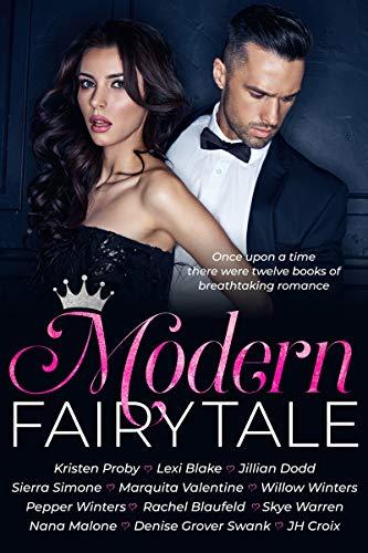 Modern Fairy Tale: Twelve Books of Breathtaking Romance (English Edition) par
