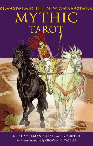 The New Mythic Tarot Deck Cover Image
