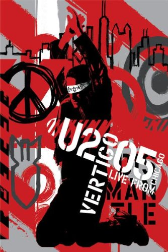 U2 - Vertigo (Ltd. Deluxe Edt.) (2 DVDs) [Deluxe Special Edition] [Deluxe Edition]