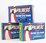 Mrs Palmers 1 x Base Coat and 2 x Cold Water Top Coat Surfboard Wax