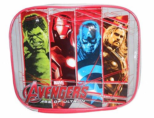 Avengers-borsa termica per il pranzo,