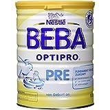 Beba Optipro Pre Anfangsmilch - von Geburt an, 6er Pack (6 x 800 g)