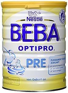 Nestlé Beba Optipro Pre Anfangsmilch von Geburt an, 6er Pack (6 x 800 g)
