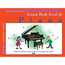 Alfred's Basic Piano Library Lesson Book, Bk 1a