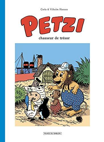 Petzi T3: Petzi chasseur de trésor