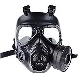Maske, iTECHOR M04 CS Airsoft Paintball Hunter Cosplay Halloween Rollenspiele Schlechter Schädel Maske