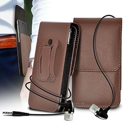 HTC one mini 2 Bullet rapido Caricabatteria USB da auto con ricarica LED Light & Super Fast 1 metro USB Appartamento di trasferimento di dati del caricatore di sincronizzazione via cavo (Baby Pink) Con * Aventus *