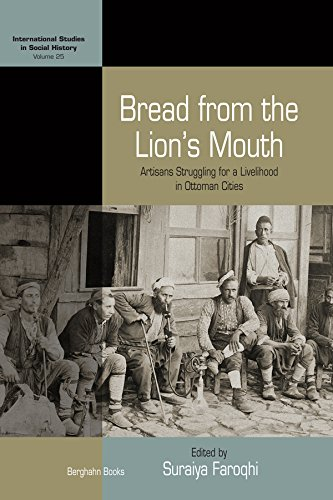 Bread from the Lion