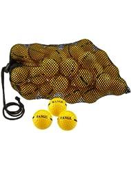 Second Chance 500 - Bolas de golf para prácticas de driving, color amarillo