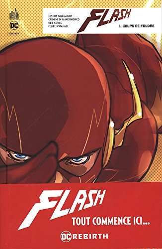 Flash Rebirth Tome 1