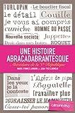 Une histoire abracadabrantesque : Abécédaire de la Ve République (Documents, Actualités, Société)