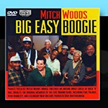 Big Easy Boogie by Mitch Woods/Club 88 Records