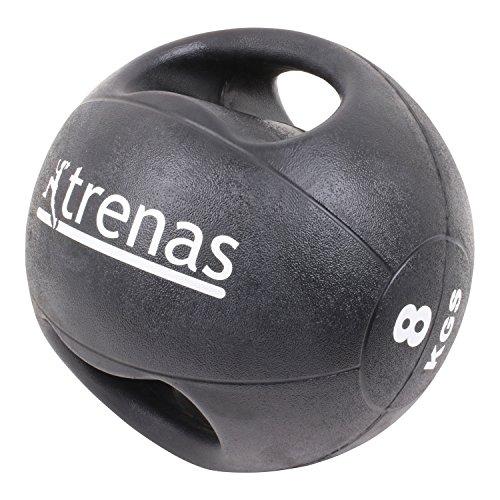 TRENAS PRO Balón medicinal asas - 8 kg