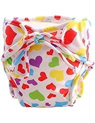 Couches de natation de bébé réglables réutilisables Nappes de bébé Coupe de natation étanches de bébé, # 01