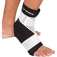 CP Sports Neopren-Fußgelenk-Bandage strong - Fuss-Bandage, Ankle Support, Gelenk-Stützbandage - Sport, Fitness... preisvergleich bei billige-tabletten.eu