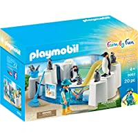 Playmobil 9062 Family Fun Penguin Enclosure