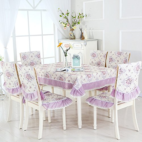 flagger-fresh-garden-table-cloth-cushion-covers-round-table-rectangular-cotton-suitlilac130180cm