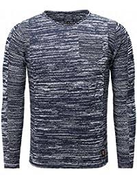 Carisma - Pull fashion Carisma Homme 7-353 Bleu