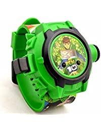 Ben 10 Projector Watch…with Attractive Projector Light…24 Image…
