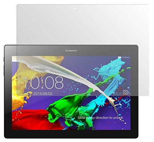 dipos I 2X Schutzfolie matt passend für Lenovo Tab 2 A10-70 Folie Bildschirmschutzfolie