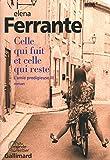 L'amie prodigieuse, III:Celle qui fuit et celle qui reste - Époque intermédiaire - Gallimard - 03/01/2017