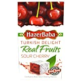 Hazer Baba - Turkish Delight Real Fruits Sour Cherry - 100g