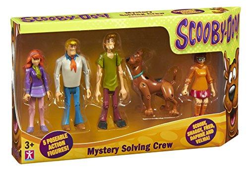 Scooby Doo Mystery Solving Crew [UK Import] (Daphne Doo Scooby)