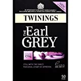 Twinings Earl Grey 100 Teebeutel 250g - Schwarztee mit Bergamotte