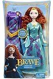 Disney Merida Brave Doll with Fashion Dresses Y3470