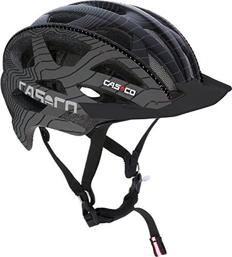 CASCO CUDA Mountainbikehelm schwarz L 58-62cm
