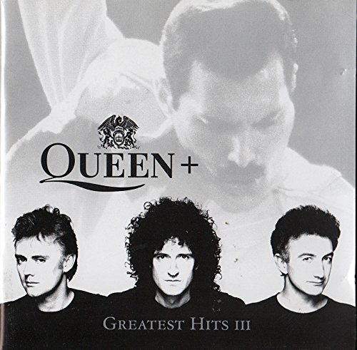 Special Versions with Other Lead Vocalists - In Memory Of Freddie (CD Album Queen, 17 Tracks)