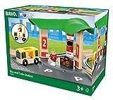 BRIO World - Bus & Train Station