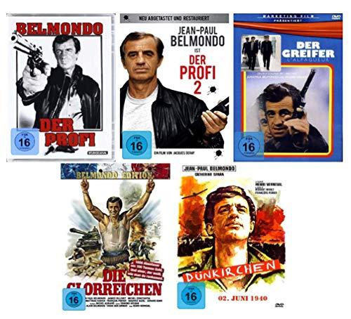 Jean-Paul Belmondo Fan Editon ( 5 DVDs)