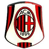 AC Milan - pins officiel (Taille unique) (Blanc/Noir/Rouge)