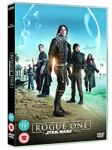 Image of Rogue One: A Star Wars Story [DVD] [2016] [2017]