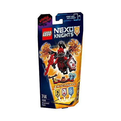 Lego Nexo Knights Ultimate General Magmar - 70338