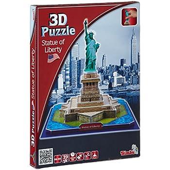 3-D Puzzle Statue de la Liberté