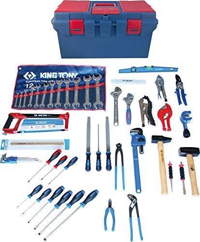 king-tony-41561plsa-caisse-a-outils-plomberie-sanitaire-set-de-61