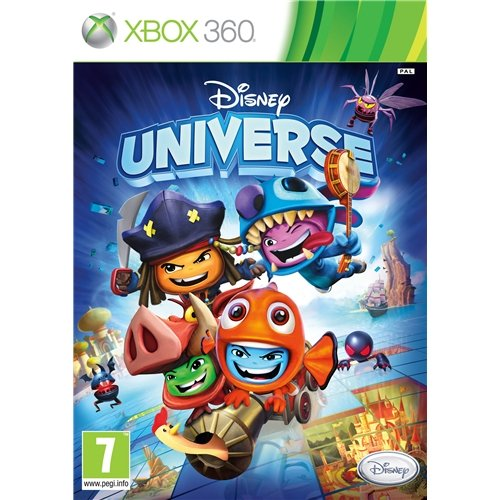 Disney Universe - Classics (XBOX 360) [UK IMPORT]