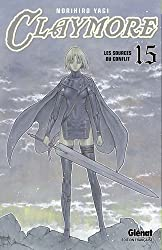 Claymore Vol.15