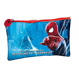 Portatodo Spiderman Marvel plano