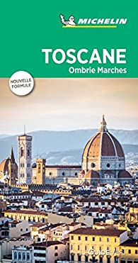 Guide Vert Toscane, Ombrie Michelin par Guide Michelin