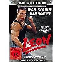 Leon - 3 DVDs (Platinum Cult Edition) - limitierte Auflage!!